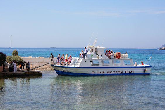 augsflugboot Steg