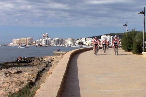 Rennrad Ibiza