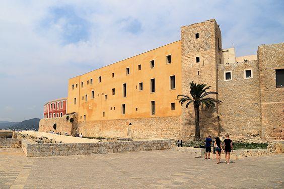 Castillo Almudaina