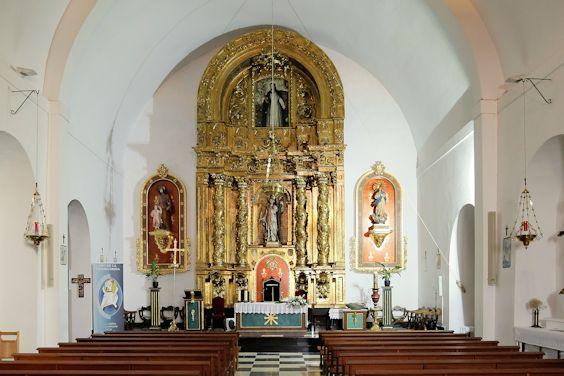 Altar_santa_eularia