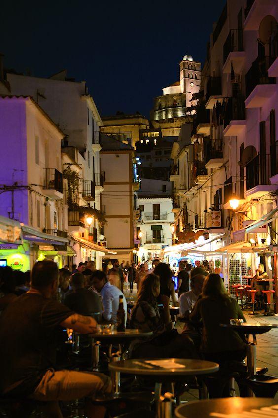 Ibiza Stadt Nachtleben