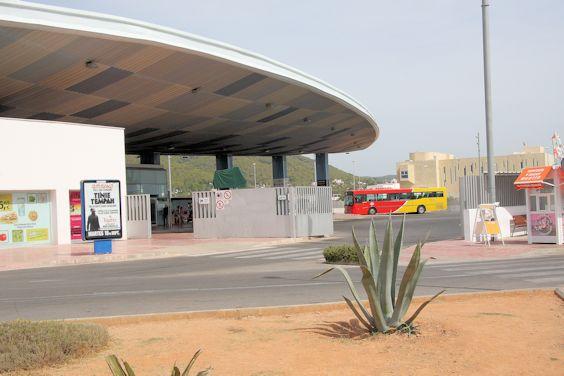 Busbahnhof Sant Antoni
