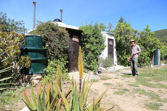 WC Häuschen