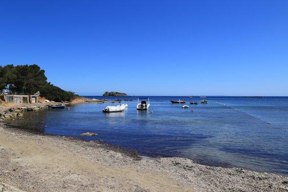 Strand nahe punta arabi