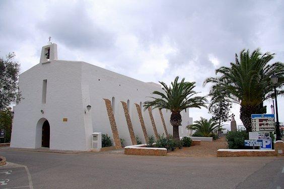 Kirche Es Cubells