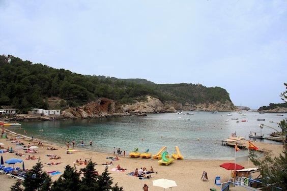 Bucht Port de Sant Miqeul